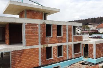 Gradnja sodobne hiše