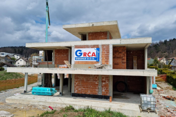 Novogradnja hiše