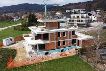 Novogradnja sodobna hiša