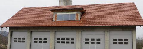 Izgradnja novega gasilskega doma