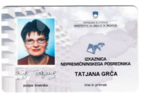Tatjana Grča nepremičninski posrednik