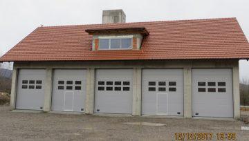 Izgradnja gasilskega doma v  Notranjih Goricah
