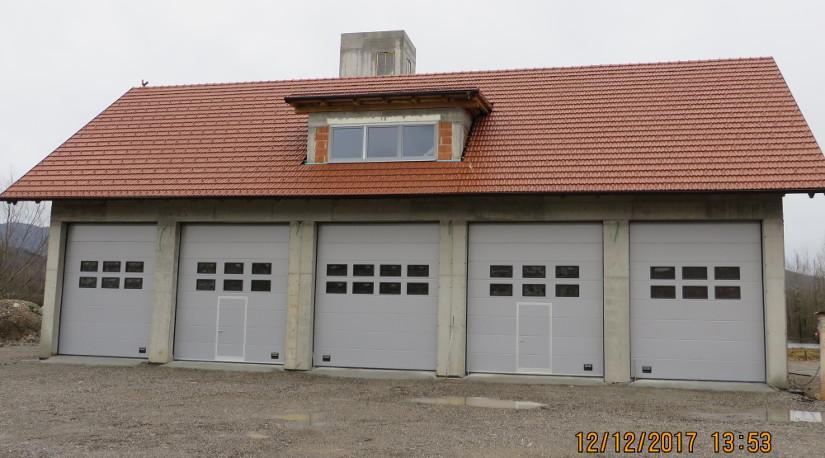 izgradnja novega gasilskega doma 2017